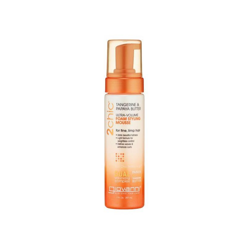 Giovanni   2Chic® Ultra-Volume Foam Styling Mousse