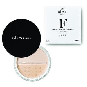 Alima Pure | Satin Matte Foundation, 6.5 g