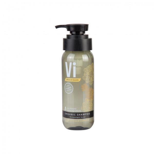 Vi Chamomile & Calendula Mild & Gentle Organic Shampoo, 250 ml