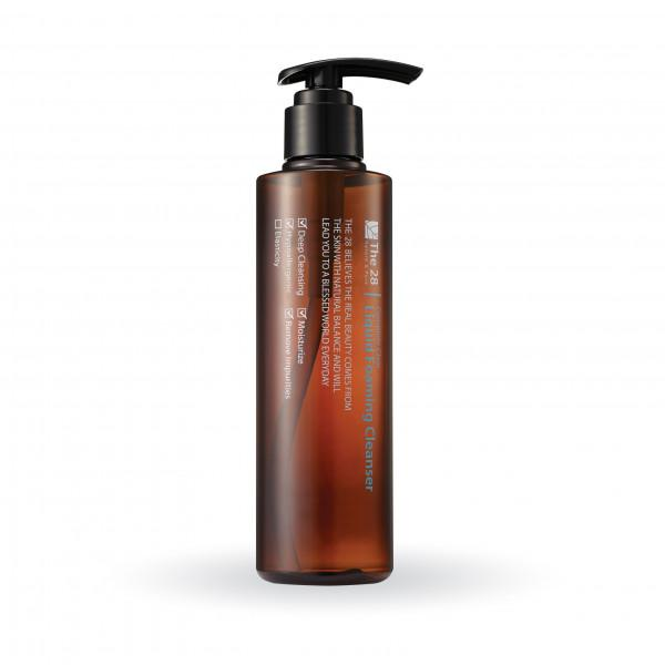 The 28 | Complete Clear Liquid Foaming Cleanser, 180 ml.