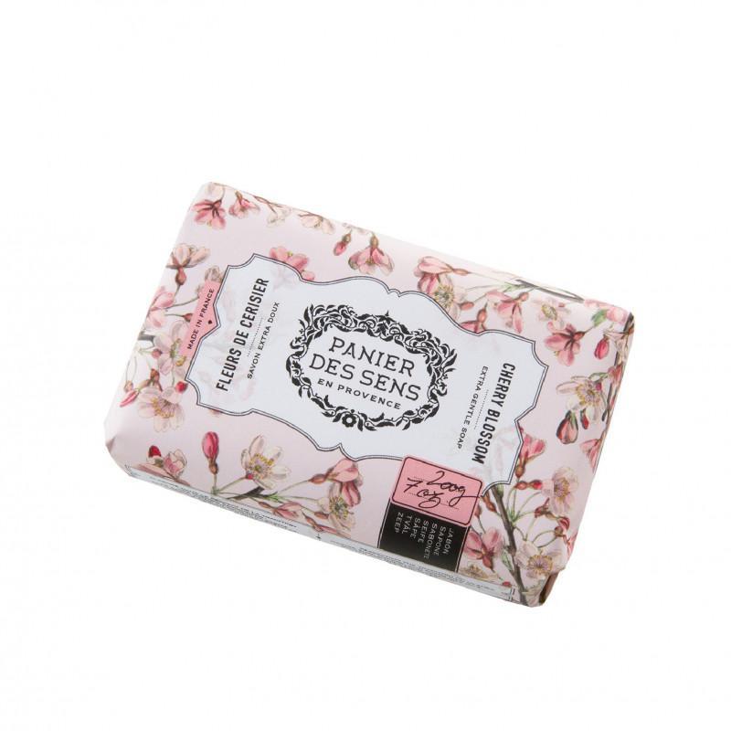 Panier Des Sens | EXTRA GENTLE SOAP CHERRY BLOSSOM 200 g.