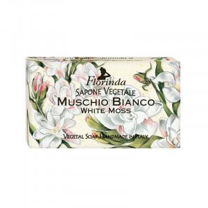 Florinda   WHITE MOSS VEGETAL SOAP
