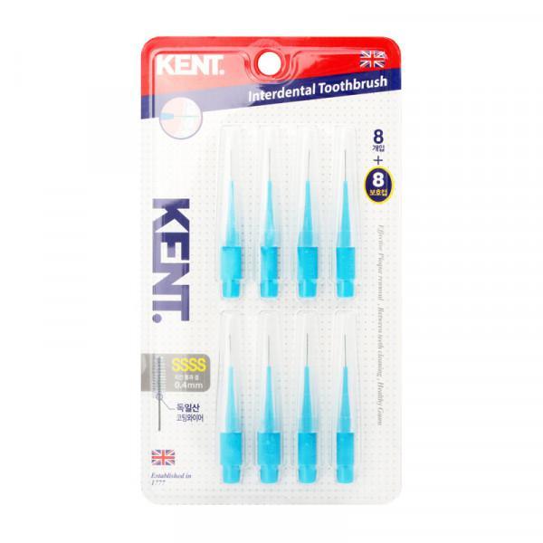 Kent | Kent Interdental Toothbrush 0.4 mm.