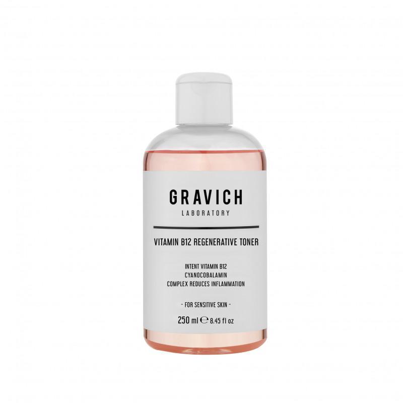Gravich   Vitamin B12 Regenerative Toner 250 ml.