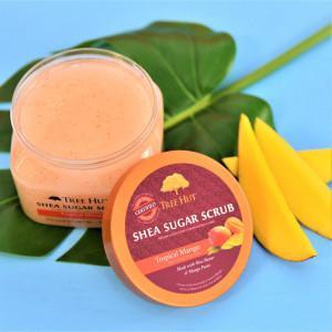 Tree Hut | Shea Sugar Scrubs Tropical Mango 510 gm.
