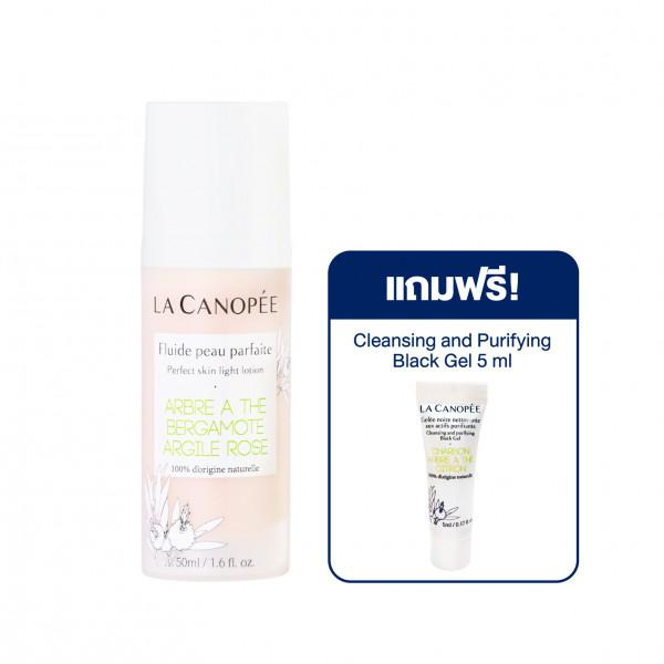 LA CANOPEE   Perfect skin light lotion 50 ml.