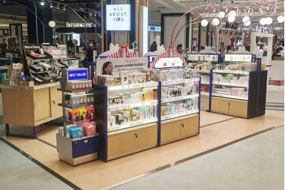 Fashion Island ( แฟชั่นไอส์แลนด์ ) ชั้น 2 ใกล้ร้าน Cake Amor อยู่ตรงหน้าประตู 7